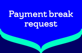 Thumbnail of Payment break form