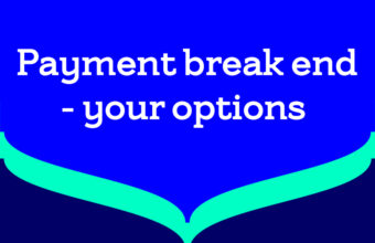 Thumbnail of Payment break end form