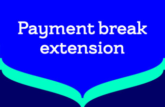 Thumbnail of Payment break extension form