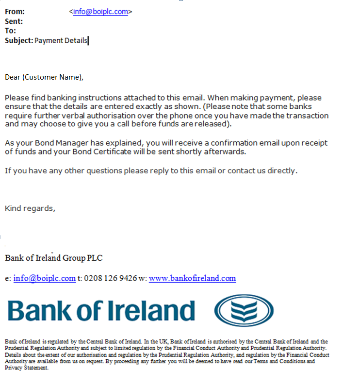 Security Zone Bank Of Ireland Uk