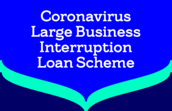 Thumbnail of Coronavirus Large Business Interruption Loan Scheme (CLBILS)
